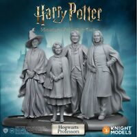 Knight Models Harry Potter Miniatures Game Hogwarts Professors in stock new