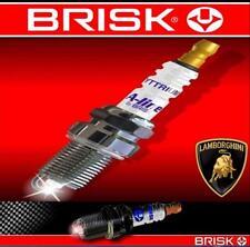 for TOYOTA PRIUS 1.5 HYBRID 2000-2009 BRISK SPARK PLUG PLUGS X1 YYTRIUM