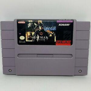 Batman Returns (Super Nintendo, 1992)