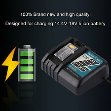 14.4V-18V Replacement Power Tool Battery Charger Li-ion Charger For MAKITA XP