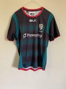 London Irish Rugby Shirt, L