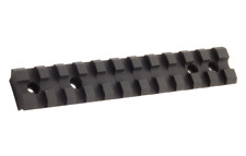 "UTG Ruger 10/22 4.7"" 11-Slot Picatinny Tactical Low Profile Rail Mount Adapter"