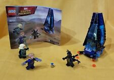 Lego Marvel Super Heroes Outrider Dropship Attack 76101 Infinity War Cap Widow