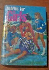 STORIES FOR GIRLS (1973) Selected by Leonard Gribble. Hard cover