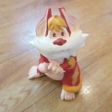 Thundercats Snarf Plastic Toy Figure Warner Brothers 5.5 inches
