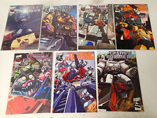 Transformers Generation 1 Vol. 1 issues #1(x2),4(x2),5 & 6 Dw Comics 2002 Fn Fl