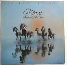 BOB SEGER + THE SILVER BULLET BAND - Against the wind - LP