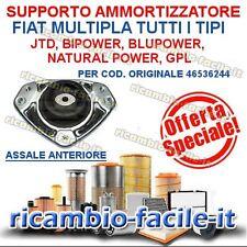 SUPPORTO AMMORTIZZATORE FIAT MULTIPLA NATURAL POWER BIPOWER BLUPOWER JTD 1.6 1.9