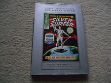 Marvel Masterworks the Silver Surfer  Volume 1 / Stan Lee & John Buscema HC