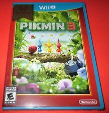Pikmin 3 WiiU -  Factory Sealed! Free Shipping!
