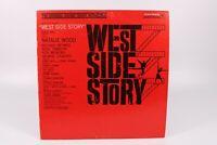 West Side Story Original Soundtrack Columbia Records 33 RPM Vinyl Record LP
