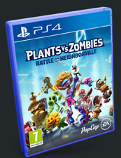 JUEGO PARA PS4 - PLANTS VS ZOMBIES: BATTLE FOR NEIGHBORVILLE - NUEVO - ESPAÑOL