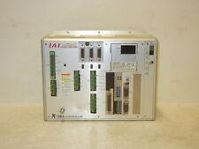 IAI CORPORATION XSEL-Q-3-400A-400AB-30RAL-DV-E-EEE-0-3 USED X-SEL CONTROLLER