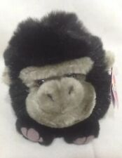 Vintage Puffkin Max The Gorilla With Tags 1994 Plush. Sb11