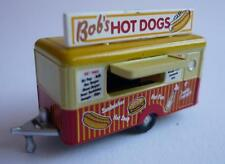Oxford 1.148 Bobs Hot Dogs Mobile Trailer NTRAIL001 N Gauge Railway Model