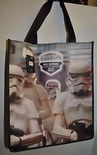 Star Wars Stormtrooper Galactic Empire Reusable Eco Tote Bag NEW