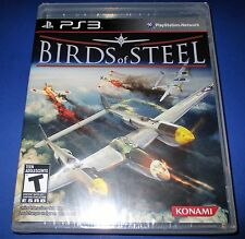 Birds Of Steel -  PS3 - Factory Sealed!! -  Free Shipping!!