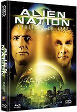 Mediabook Alien Nation - Spacecop L. A. 1991 - Sin Cortes COVER A BLU-RAY +