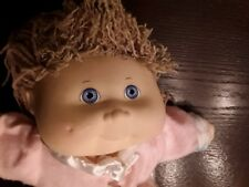1993 HASBRO CABBAGE PATCH EASY-TO-STYLE CRIMP 'N CURL LIGHT BROWN HAIR