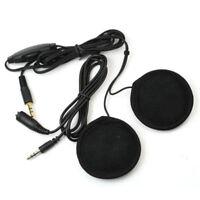 Motorrad Helm Lautsprecher Lautstärkeregler für Motorrad MP3 IPOD +Extende GDF