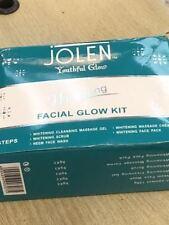 Jolen Youthful Glow Whitening Facial Glow Kit - Net Content 120 G