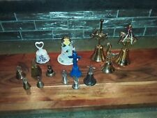 Bell Collection - Some Brass Bells and Other