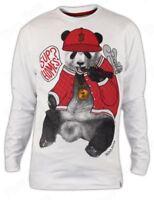 Men's Soul Star Printed Sweatshirt Crew Neck Long Sleeves Top