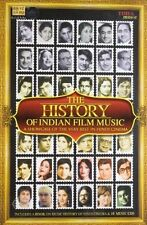 A History of Indian Film Music: The Very Best in Hindi Cinema (10 CD Pk)
