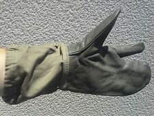 WW2: Gants cuir-tissus protec BMW, DKW, NSU, Zündapp, type Feldgendarmerie Wh.