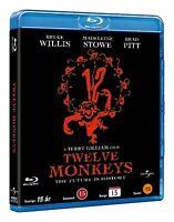 Twelve Monkeys Blu Ray