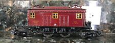 Rare C.1922 American Flyer #3020 Maroon Loco. W/3 Car Columbia Pass. Set {Runs}