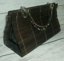 Vintage Bamboo Blind Tote Bag