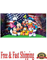 Disney Towel American Dream Group Beach Towel Original