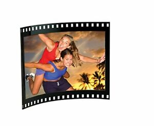 """Curved Film Strip Picture Frame (6"""" x 4"""")"""