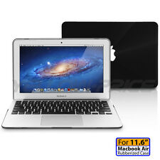 """New Frosted Rubberized Hard Case Cover For Macbook Air 11'' 11.6"""" Laptop Shell"""
