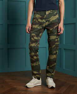 Superdry Mens Core Cargo Trousers
