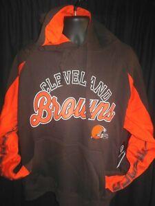 Cleveland Browns NFL Men's G-III Hooded Pullover Sweatshirt
