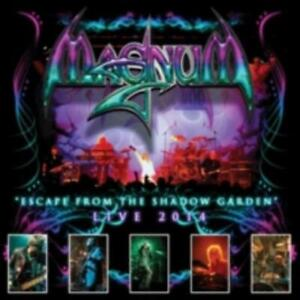 MAGNUM: ESCAPE FROM THE SHADOW GARDEN - LIVE 2014 [CD]