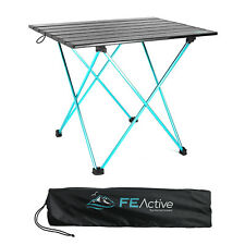 FE Active - Compact Folding Camping Table Lightweight Portable for Picnic Travel