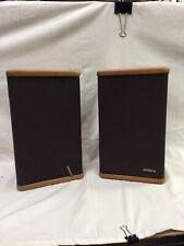 Advent Mini Advent Speaker Pair Vintage Speakers