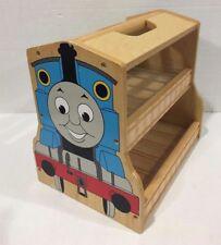 Thomas Train Wooden Storage Carrying Case Rare Htf!