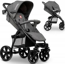 BABY STROLLER KIDS BUGGY PUSHCHAIR WITH FOOT COVER ANNET LIONELO