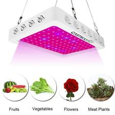1000W LED Grow Light Panel Lamp Full Spectrum Hydroponic Plant Growing G