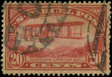 US  Scott #Q8 Used  Parcel Post