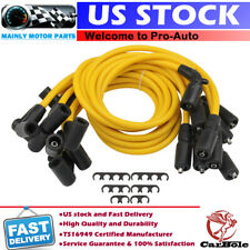 Spark Plug Wire Set 9718Q For Chevrolet GMC Cadillac C1500 V8 5.7/5.0L 1996-2002