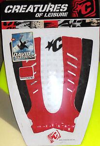 David Rastovich Designed Creatures of Leisure Surfboard Traction Pad Deck Grip