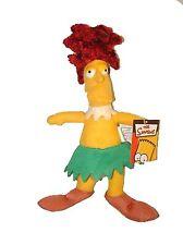 "The Simpsons 18""-21"" Sideshow Bob Soft Stuffed Toys Plush-Sideshow Bob Plush-New"