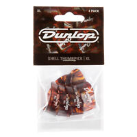 Dunlop 9024P-XL Banjo Thumbpicks, 4-Pack, Extra Large