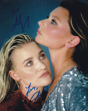 Aly and AJ Michalka In-Person AUTHENTIC Autographed Photo COA SHA #89161