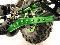 Axial Alu- Link grün (2) MACH HI-CLR LINK AX30465